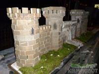 Крепость своими руками из бетона 12